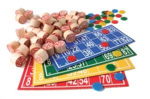 För att spela bingo måste du vara 18 år